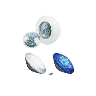 OŚWIETLENIE LED 12V AC - 50HZ - LAMPA ZAMIENNA IPX8 PAR56