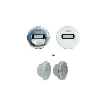 lAMPY SERIA LUMIPLUS DESIGN 12V AC - 50HZ - IPX8  RGB 2544lm Stainless steel look