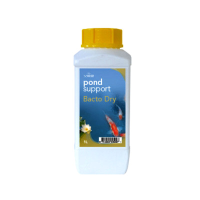 POND SUPPORT BACTO DRY 1 KG