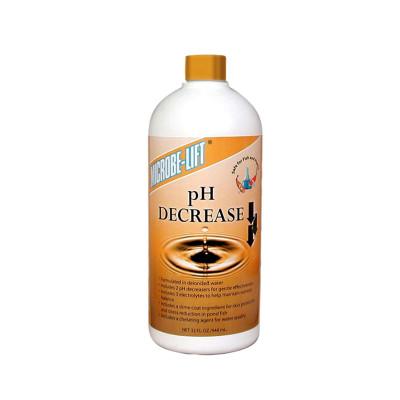 PREPARAT DO OBNIŻANIA PH MICROBE-LIFT PH DECREASER PH-